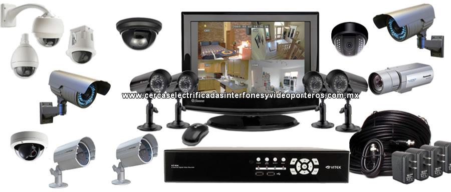 Camaras de seguridad cctv en el df cdmx y estado de - Seguridad de casas ...