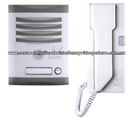 Interfones en el df cdmx y estado de mexico instalacion - Timbre para casa ...
